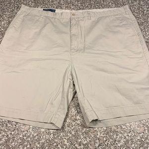 Polo Ralph Lauren khaki shorts size 50 waist GUC